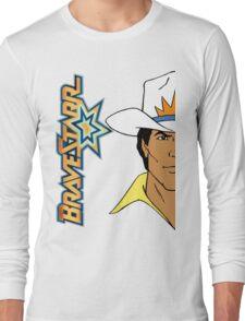 BraveStarr - Marshall BraveStarr #3 - Color Long Sleeve T-Shirt