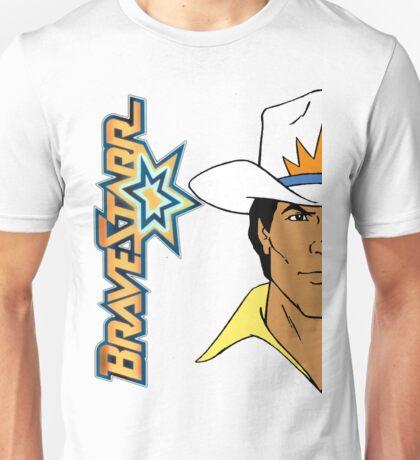 BraveStarr - Marshall BraveStarr #3 - Color Unisex T-Shirt