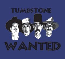 Tombstone Wanted by Chavs88
