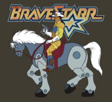 BraveStarr - Thirty Thirty and BraveStarr #2  - Color T-Shirt