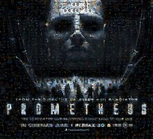 Mosaic: Prometheus by Mark Chandler