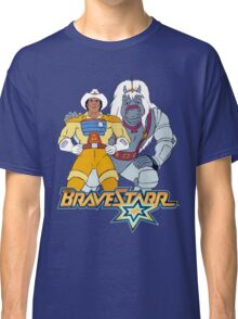 BraveStarr - Thirty Thirty and BraveStarr #3  - Color Classic T-Shirt