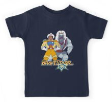 BraveStarr - Thirty Thirty and BraveStarr #3  - Color Kids Tee