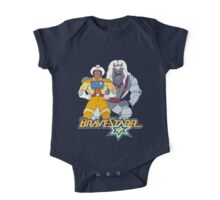 BraveStarr - Thirty Thirty and BraveStarr #3  - Color One Piece - Short Sleeve