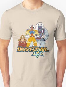 BraveStarr - Thirty Thirty, Fuzz and BraveStarr - Color T-Shirt