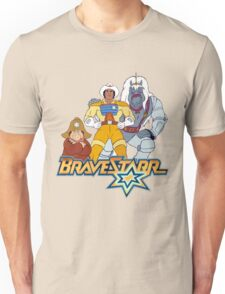 BraveStarr - Thirty Thirty, Fuzz and BraveStarr - Color Unisex T-Shirt