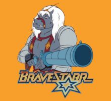 BraveStarr - Thirty Thirty and Sara Jane - Color by DGArt