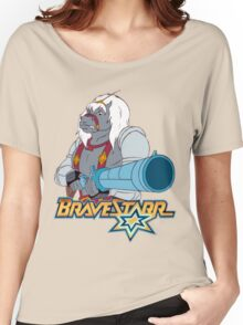 BraveStarr - Thirty Thirty and Sara Jane - Color Women's Relaxed Fit T-Shirt