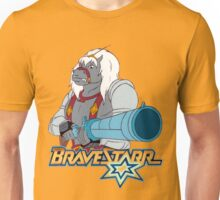 BraveStarr - Thirty Thirty and Sara Jane - Color Unisex T-Shirt