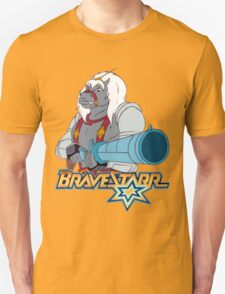 BraveStarr - Thirty Thirty and Sara Jane - Color T-Shirt
