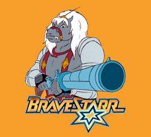 BraveStarr - Thirty Thirty and Sara Jane - Color Unisex T-Shirt