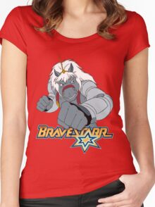 BraveStarr - Thirty Thirty - Color Women's Fitted Scoop T-Shirt