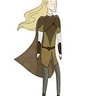 Legolas the Fabulous by taryndraws
