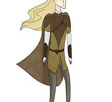 Legolas the Fabulous by taryndraws