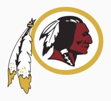 Washington Redskins american football logos T-Shirts ,Stickers by boomer321sasha