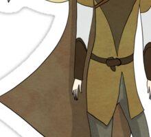 Legolas the Fabulous Sticker