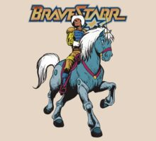 BraveStarr - Thirty Thirty and BraveStarr #4  - Color by DGArt