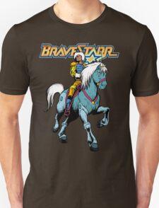 BraveStarr - Thirty Thirty and BraveStarr #4  - Color T-Shirt
