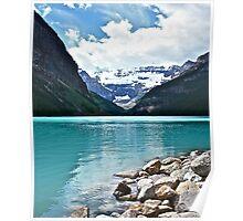 Lake Louise Alberta Poster