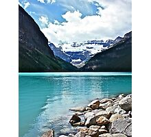 Lake Louise Alberta Photographic Print