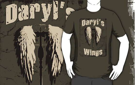 Daryl's wings 2 by lab80