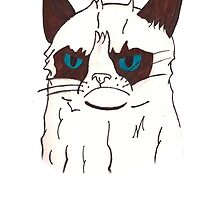 Grumpy Cat by Joshua Bowling