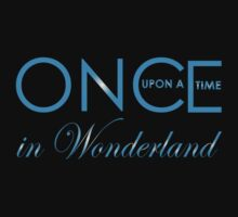 Once Upon a Time in Wonderland by mike desolunk
