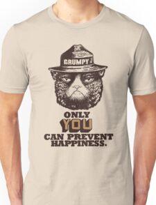 Grumpy PSA Unisex T-Shirt