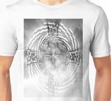 cross in the sky Unisex T-Shirt