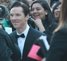 Benedict Cumberbatch at Toronto International Film Festival 2013 by nothingtosay18