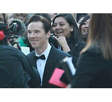 Benedict Cumberbatch at Toronto International Film Festival 2013 Photographic Print