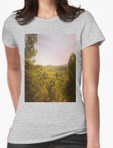 tree2 Womens Fitted T-Shirt