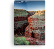 Oxer Lookout Metal Print