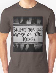 London Beware Kids Unisex T-Shirt