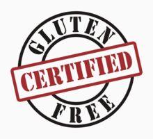 Certified Gluten Free Kids Tee