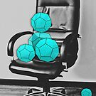 A Dodecahedron Family Relaxes by ubikdesigns