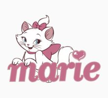 Marie cat aristocrats T-Shirts & Hoodies Kids, Clothes,Stickers by boomer321sasha