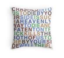 There  Is A Light That Never Goes Out - The Smiths Throw Pillow
