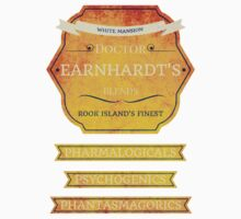 Dr Earnhardt's Rook Island Blend Yellow Label by universalfreak