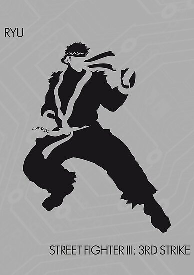 Ryu by Marco Ferruzzi