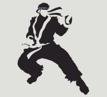 Ryu by the-minimalist