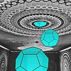 Dodecahedron Manifestation by ubikdesigns