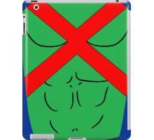 Martian Manhunter Chest iPad Case/Skin