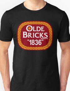 'Olde Bricks' Unisex T-Shirt