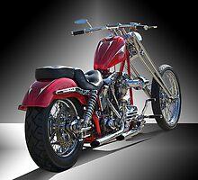 Old Skool Chopper I by DaveKoontz