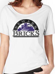 'Brick City High' Women's Relaxed Fit T-Shirt