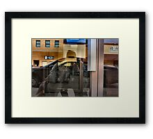Reflections of Love Framed Print