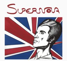 Noel Gallagher - Supernova by Adam Campbell