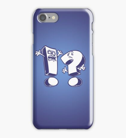 Expressions iPhone Case/Skin