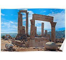 The Citadel2, Amman Poster